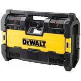 DeWALT DWST1-75659-QW ToughSystem Radio met DAB+, Bluetooth laadfunctie 14.4 18 Volt