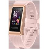 HUAWEI Band 4 Pro - Activity tracker - Fitness - Bluetooth - Heart rate monitor - Pink Gold