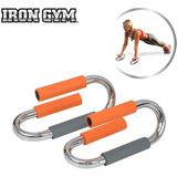 Push Up Bars Deluxe 1 set