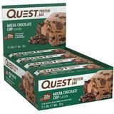Quest Protein Bars 12repen Mokka Choco Chip