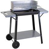 Barbecue rechthoekig 49x32 cm - - Tuin - Barbecues - Houtskoolbarbecues - - 8711295801747 - DS80174 *---*