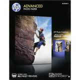 Advanced Glossy Photo Paper 13x18 cm, 25 vel, 250 g Q8696A