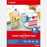 mp-101 d a 4, 50 vel double sided mat paper, 240 g