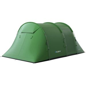 Husky tent Bowad 4 person polyester 455 x 320 cm green