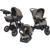 Chicco kinderwagen 3-in-1 Activ3 Top polyester beige 12-delig