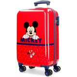 Jim Jam Bags concepts Mickey Mouse koffer 32 liter rood