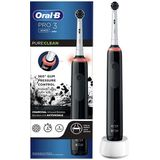 Oral-B PRO 3 3000 Black Pure Clean Charcoal