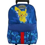 Pokemon rugzak trolley 37 x 28 x 13