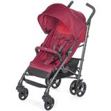 Chicco buggy Lite Way 3 aluminium 105 cm rood 2 delig