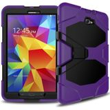 Survivor Tough Shockproof Full Body case hoesje paars Samsung Galaxy Tab A 9.7 Inch T550 T555