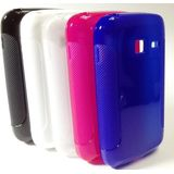 5in1 Set Silicone hoesjes Samsung Galaxy Ace DUOS S6802