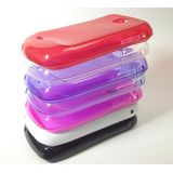 7in1 Set Clear tpu Silicone hoesjes Samsung S5570 Galaxy mini
