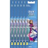 Oral B Stages Power Opzetborstels Kids Frozen Voordeelverpakking