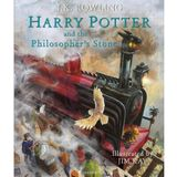 Harry Potter 01 Harry Potter And The Philosopher S Stone Illustrated Edition J. K. Rowling