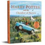 Harry Potter 02 Harry Potter And The Chamber Of Secrets Illustrated Pb Edition J. K. Rowling
