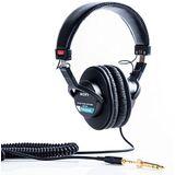 Sony MDR-7506 studio-hoofdtelefoon gesloten