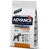 ADVANCE Obesity Management droogvoer hond, 1-pack (1 x 3 kg)