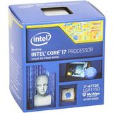 Intel Core i7 4770K processor (3,5 GHz, socket LGA1150, 8 MB cache) boxed
