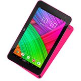 Woxter X-70 Tablet-PC, 17,8 cm (7 inch), HD, Quad Core Cortex A35, 1.3 GHZ, microHDMI, Android 9.0, Bluetooth, WiFi, 16 GB + micro-SD, pink