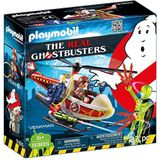Playmobil - Real Ghostbusters: Venkman with Helicopter