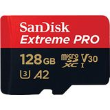 Sandisk Sdsqxcy-128G-Gn6Ma Sdxc Extreme Pro Geheugen Kaart, 128Gb