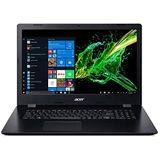"Acer Aspire 3, Laptop van 17.3"" Full-HD IPS (Intel i5-10210U, 8GB RAM, 512GB SSD, NVIDIA MX230, Windows 10 Home), Shale Black - QWERTY Nederlands Toetsenbord"