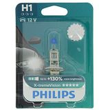 Philips XtremeVision koplamp H1. Single blister