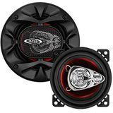 BOSS Audio CH4230 Chaos Exxtreme 4-serie 3-weg luidspreker