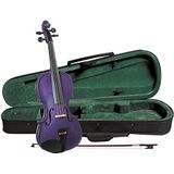 Cremona SV-75PP 3/4 Violin Outfit paars