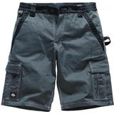 Dickies Bermuda Short Industry 300 grijs/zwart GBK48, IN30050