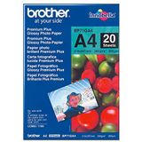 Brother BP71GA4 Fotopapier A4 20BL 260 g/m2 voor MFC-6490CW DCP-375CW 6890CDW