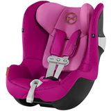CYBEX Gold Sirona M2 i-Size Child Car Seat, Base M not included, Incl. Sensor Safe chest clip, From Birth to approx. 4 years, Up to Max. 105 cm Height, Fancy Pink