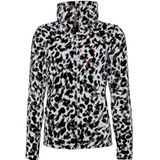 Protest Dames Fleece PACO 19 Geotech sneldrogend en zeer ademend Seashell S/36
