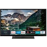 Toshiba 32WL3A63DA LED-tv Televisie, HD Ready, Triple Tuner, Smart Tv, Prime Video, Bluetooth, Alexa, Zwart