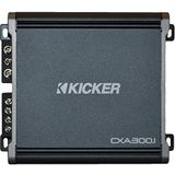 KICKER 43CXA3001 ClassD Amplifier zwart