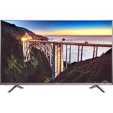 Hisense H65NEC5655 165 cm (65 inch) televisie (Ultra HD, HDR, Triple Tuner, Smart TV) 45 inch H45NEC5655, Zilver