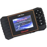 iCarsoft cr-plus Multi Car Systems OBD2/EOBD scanner tool Fault Code Reader
