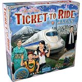Ticket to Ride - Japan/Italy