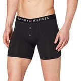 Tommy Hilfiger heren button fly boxer brief zwembroek
