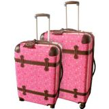 Lief! 440-5260 Around the World Lief Trolley Set 2, 71 cm/Klein: 61 cm