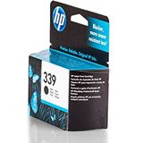 HP C8767EE#301 - INKT CARTRIDGE NO 339 - ZWART 21ML BLISTER