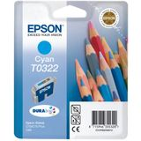 Epson Original SC20/C40(UX/SX)/480/480SXU/580 Black Ink Cart 2Pk
