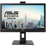"Asus 90Lm03W1-B01370 Be24Dqlb Video Conferencing Monitor, 23.8"", Full Hd, Ips, Hd Webcam, Mic Array, Stereo Speakers, Mini-Pc Mount Kit, Ergonomic Design"