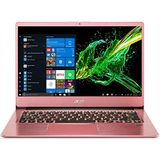 "Acer Swift 3, Laptop van 14"" Full-HD IPS (Intel i5-10210U, 8GB RAM, 1TB SSD, NVIDIA MX230, Windows 10 Home), Sakura Pink - QWERTY Nederlands Toetsenbord"