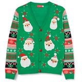 OFF THE RACK Heren Unisex Kerst Sweater Vest