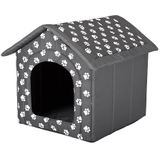 Dog or Cat Kennel/House/Bed S - XL Paw Design