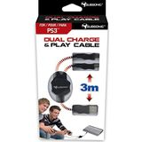 Subsonic Dual Charge Cable (PS3)