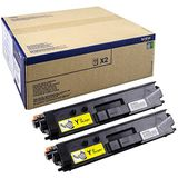 Brother TN 329 Y Toner