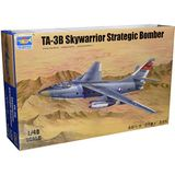 Trumpeter 02870 - modelbouwset TA-3B Skywarrior Strategic Bomber