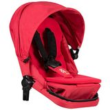Phil & Teds Voyager Buggy DOUBLES Kit, grijs marl